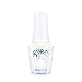 Gelish Soak Off Gel Polish - Sheek White 15ml