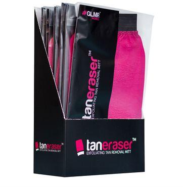 Tan Eraser Exfoliating Tan Removal Mitt Pack of 12