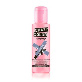 Crazy Color Semi Permanent Hair Colour Cream - Slate 100ml