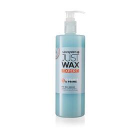 Just Wax Expert  Cleanse & Prime Pre Wax Serum 500ml