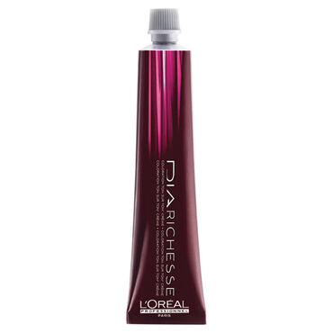 L'Oréal Professionnel Dia Richesse Semi Permanent Hair Colour - 5.52 Light Mahogany Iridescent Brown 50ml