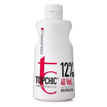 Goldwell Topchic Lotion Developer 12% 40 Vol 1 Litre