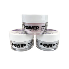 ASP Power Set Acrylic Powder - Clear 45g