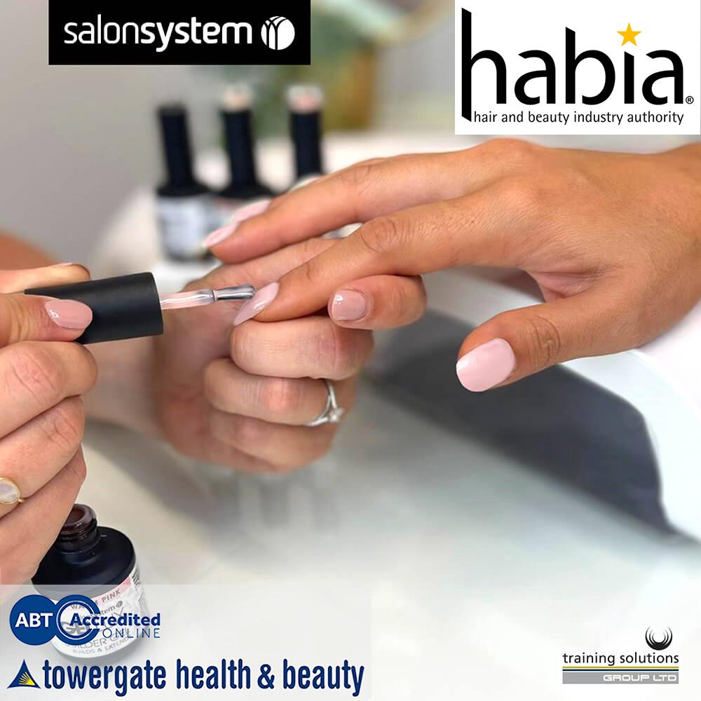 Gellux Gel Polish Course Nails Courses Salon Services