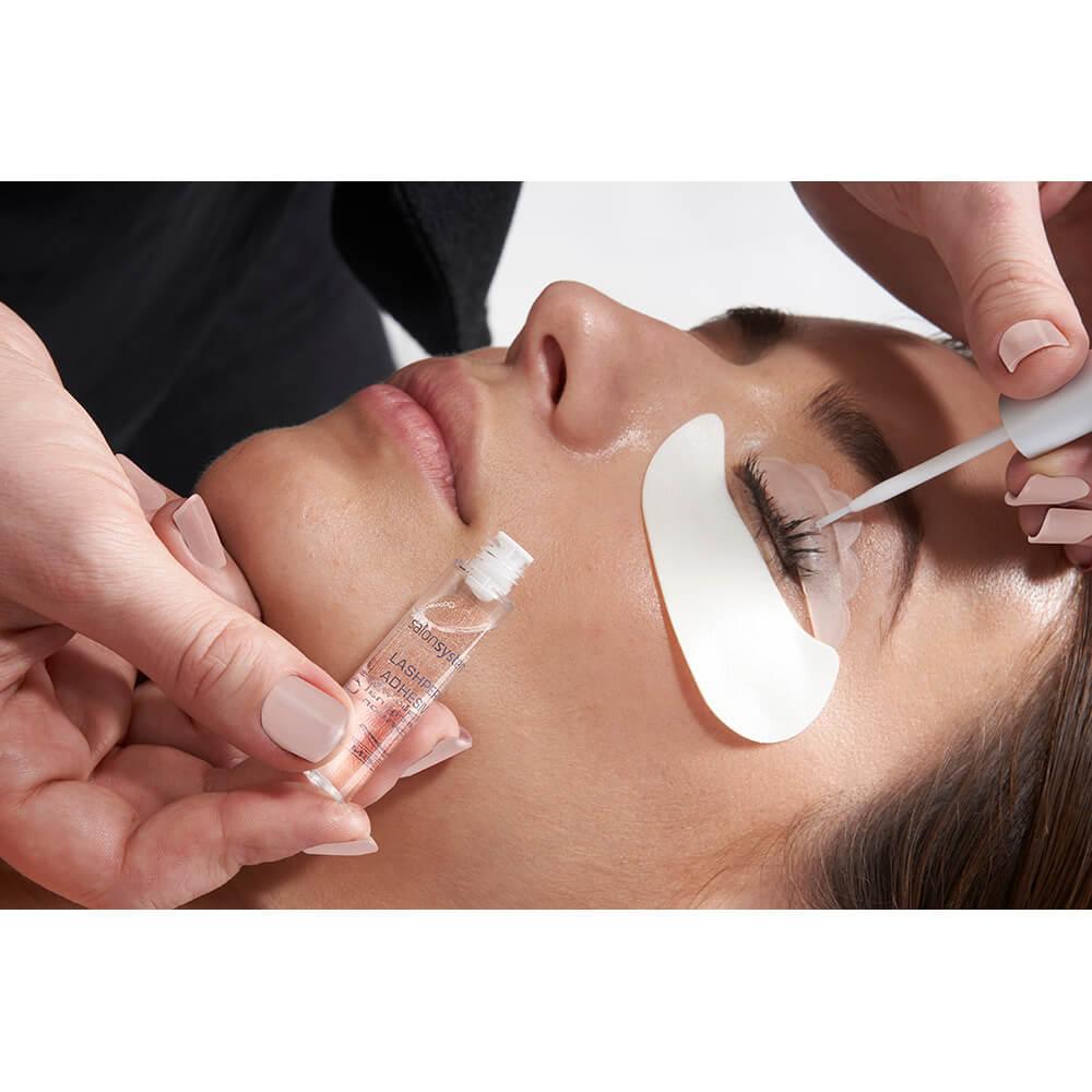Salon System Lash Curl Lash Lift Lash Tinting Course Training