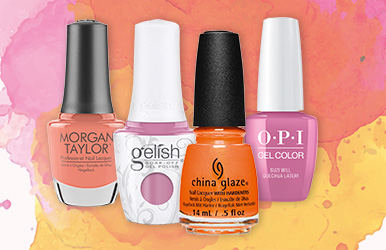 Nails Festival of Colour 3+1 Free