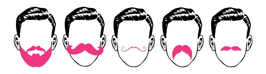moustache trends