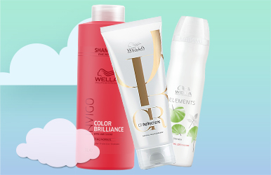 3 for 2 on Wella Professionals care range featuring Oil Reflections