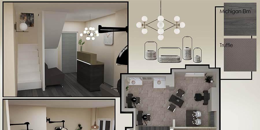 Inspirational Salon Interiors: Salon Owner