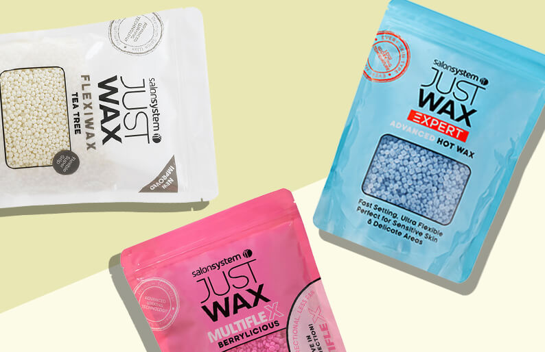 Just Wax Hot Wax But one get one half price