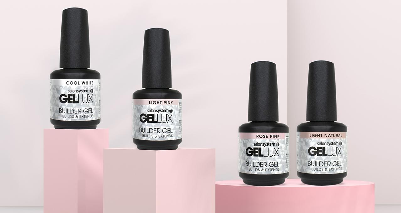 Gellux Builder Gels