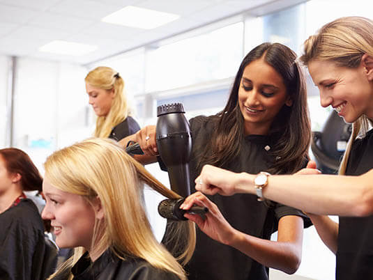 Calling all hair and beauty students: you bring the talent, we'll help with the rest…
