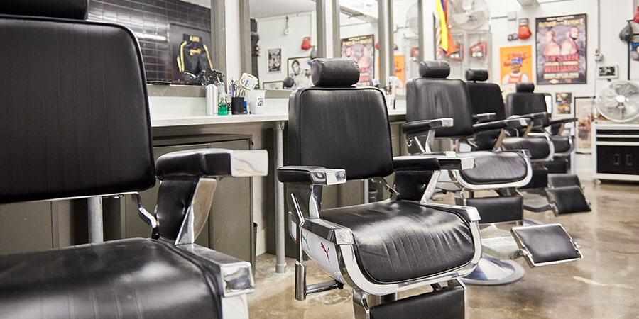Inspirational Interiors: Barber Shop Design Ideas