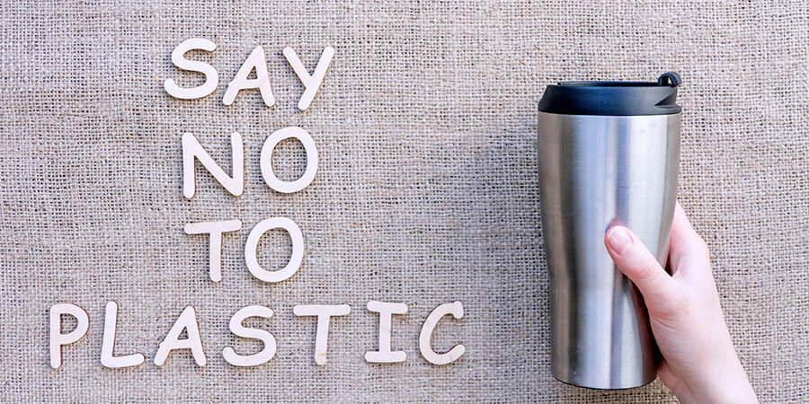 How to make your hair & beauty business plastic free
