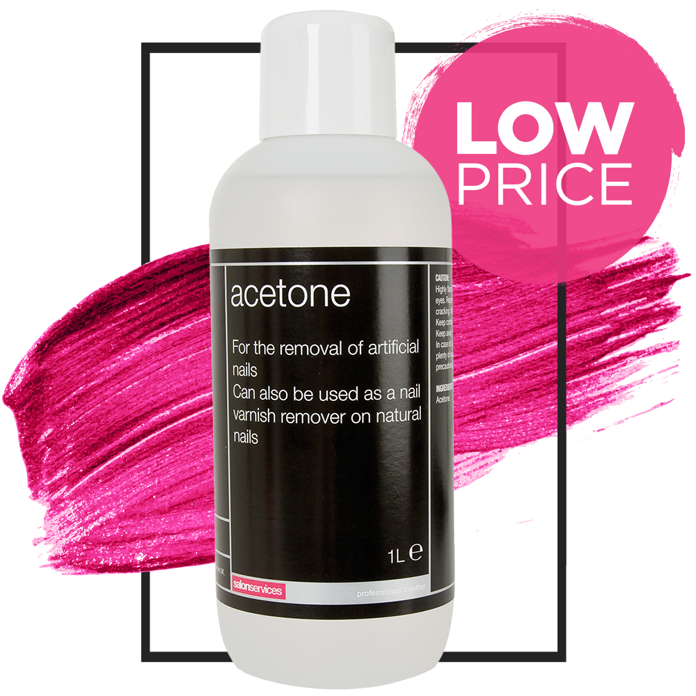 Salon Services Acetone