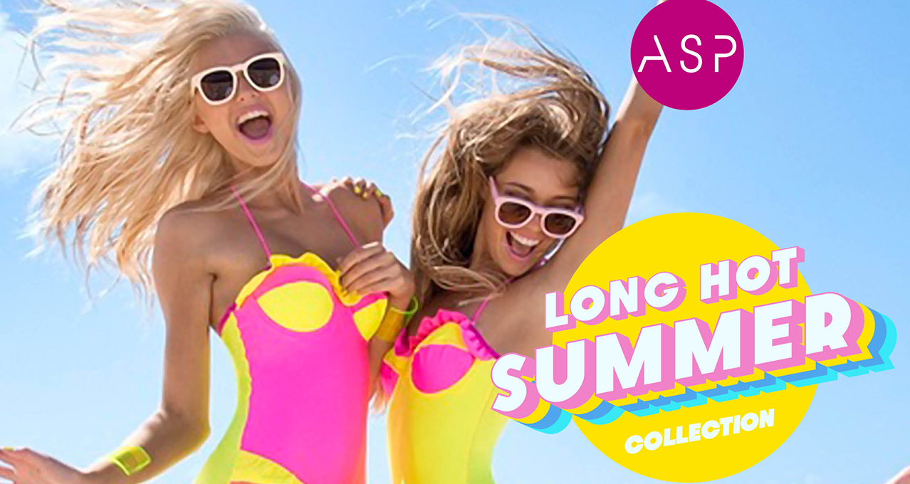 ASP Long Hot Summer Gel Polish & Lacquer
