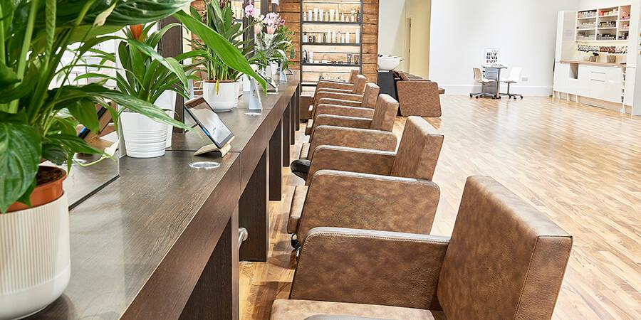 Inspirational Interiors: Hair and beauty salon design and decors ideas
