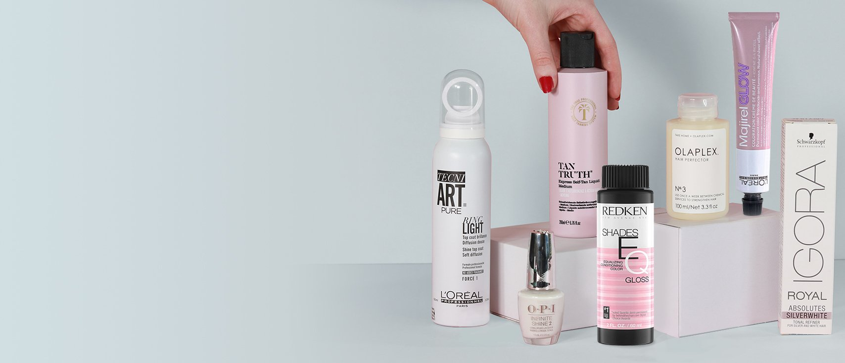 Order and pick up your Hair & Beauty essentials within three hours! It's time to Click & Collect!