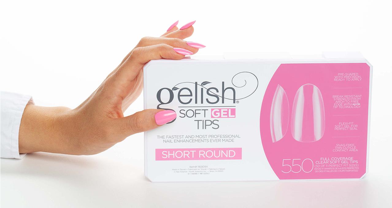 New Gelish Nail Products