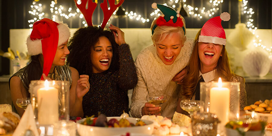 How to organise your Christmas party if you freelance