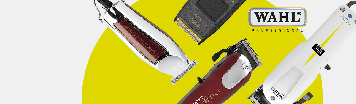 Shop our range of Wahl products