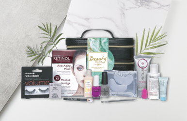 FREE Beauty Bag worth €80 when you spend  €100